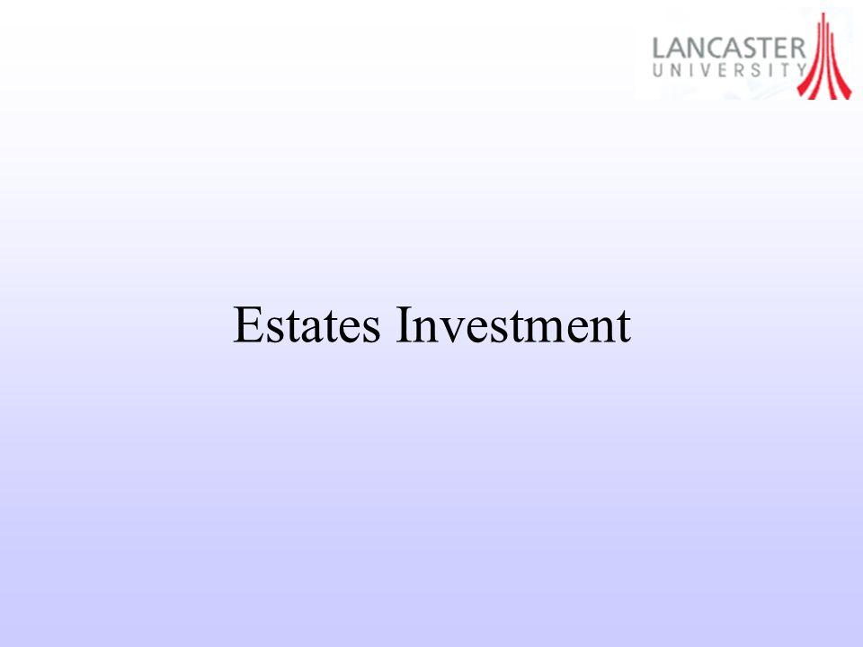 Estates Investment