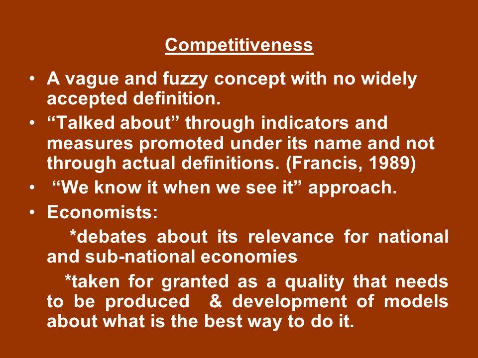 Critical IPE Examination of competitiveness plus something else e.g.