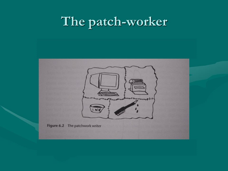 The patch-worker