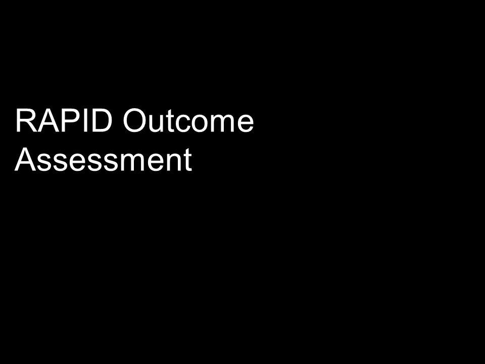 RAPID Outcome Assessment