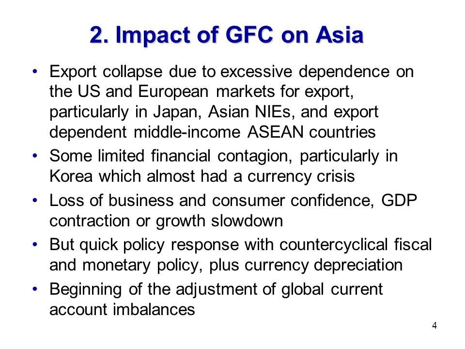 Asian NIEs AEAN 5 (% of GDP) Source: Word Bank, Word Development Indicators; IMF, WEO Database, September 2011 Savings and investment in Asian NIEs & ASEAN 15