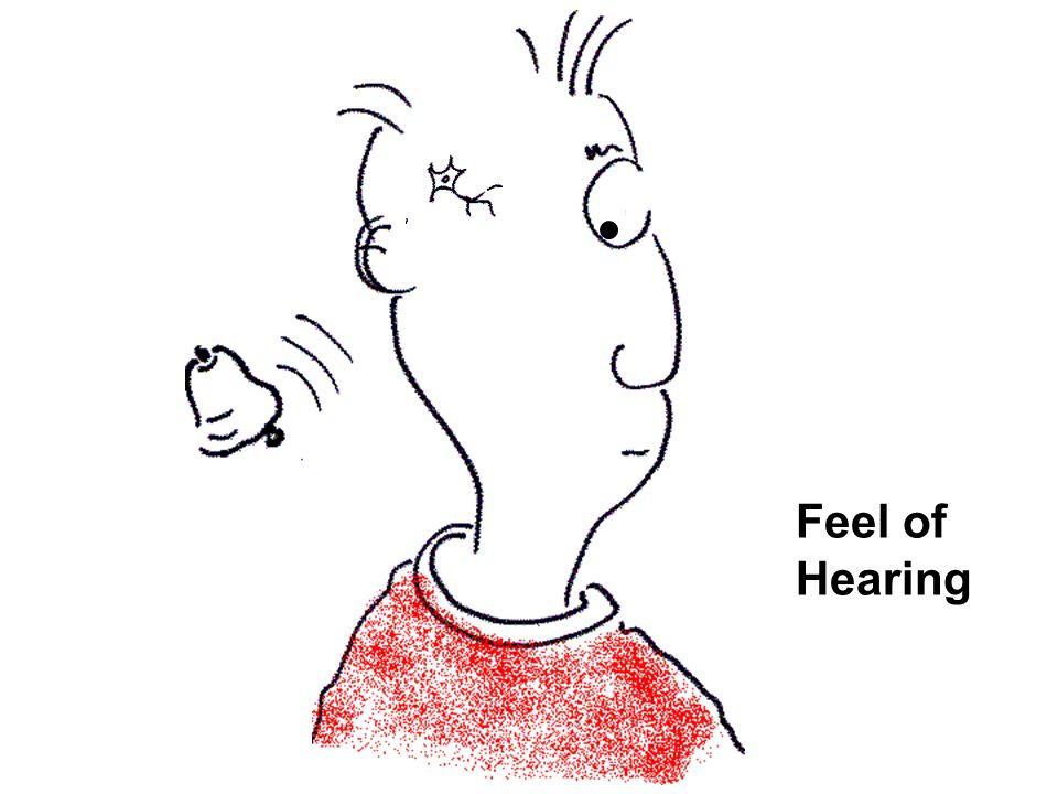 Feel of Hearing