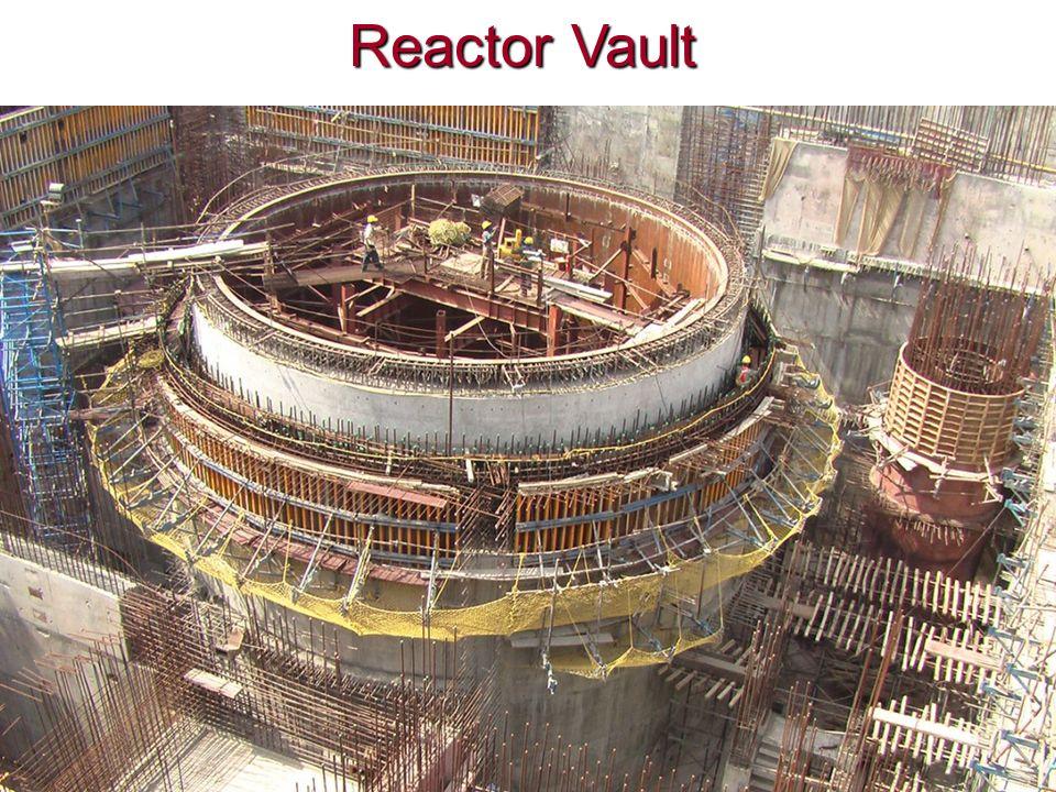 Reactor Vault