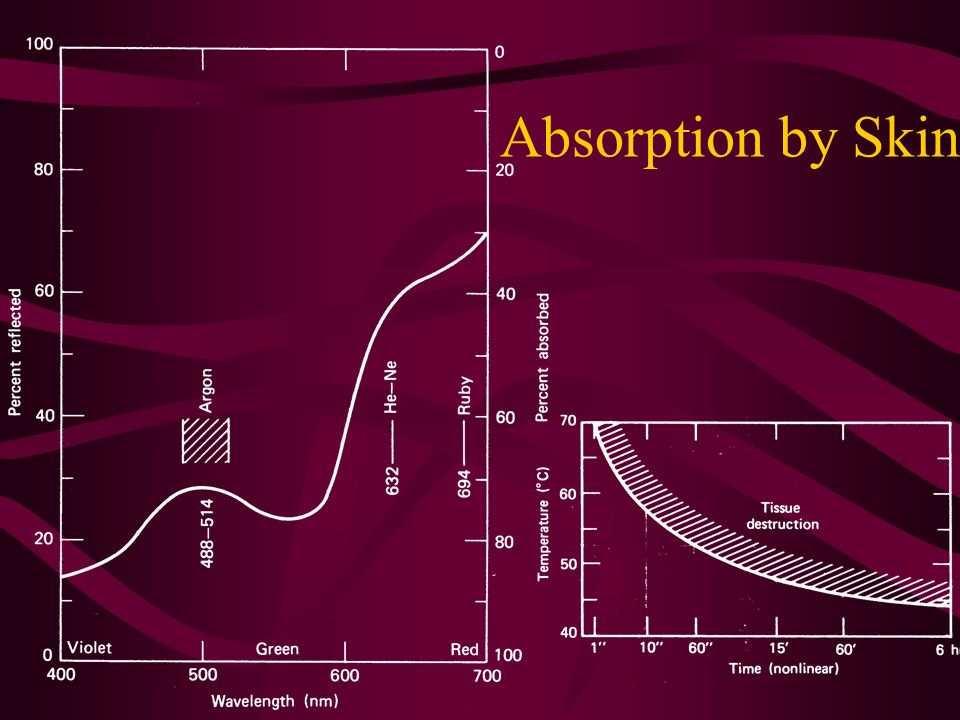 Absorption by Skin