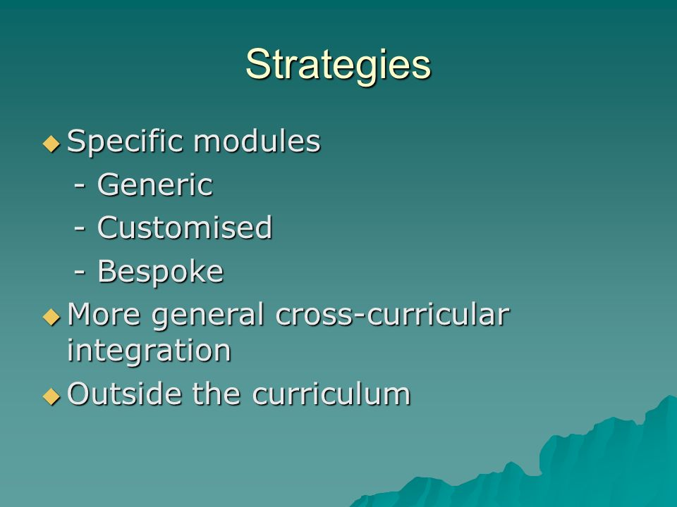 Strategic Directions for HE Careers Services Integrated guidance model Integrated guidance model Integrated placement model Integrated placement model Curriculum model Curriculum model Learning organisation model Learning organisation model Extended-support model Extended-support model Lifelong guidance model Lifelong guidance model Alumni model Alumni model