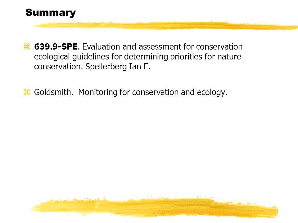 Summary z639.9-SPE.