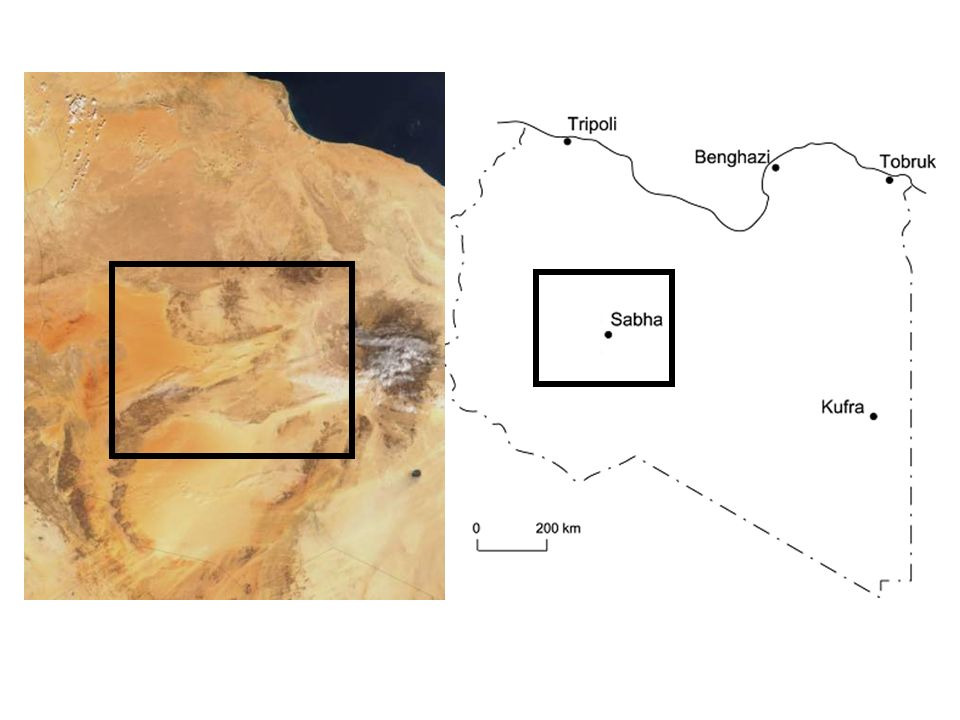 Lacustrine sediments widespread throughout the region, but when were the highstands and how large was the area inundated?
