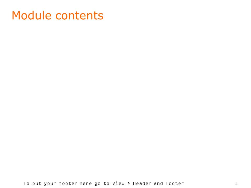 To put your footer here go to View > Header and Footer 3 Module contents