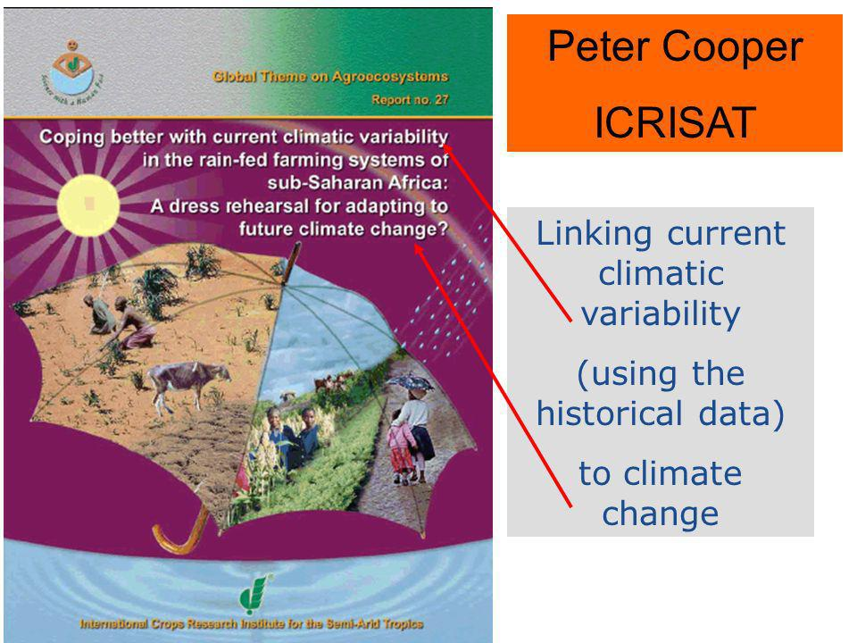 Activity 2: Interview with Peter Cooper Particularly the points about data And risks for farmers Discussed on the next slides Watch the interview or use the transcript