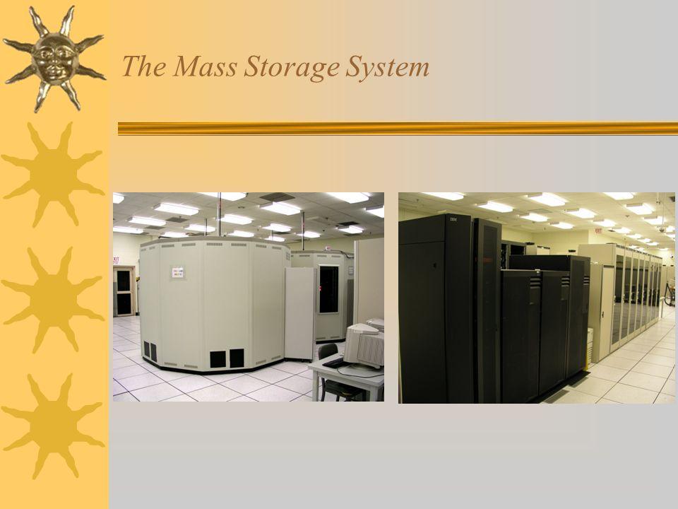 The Mass Storage System