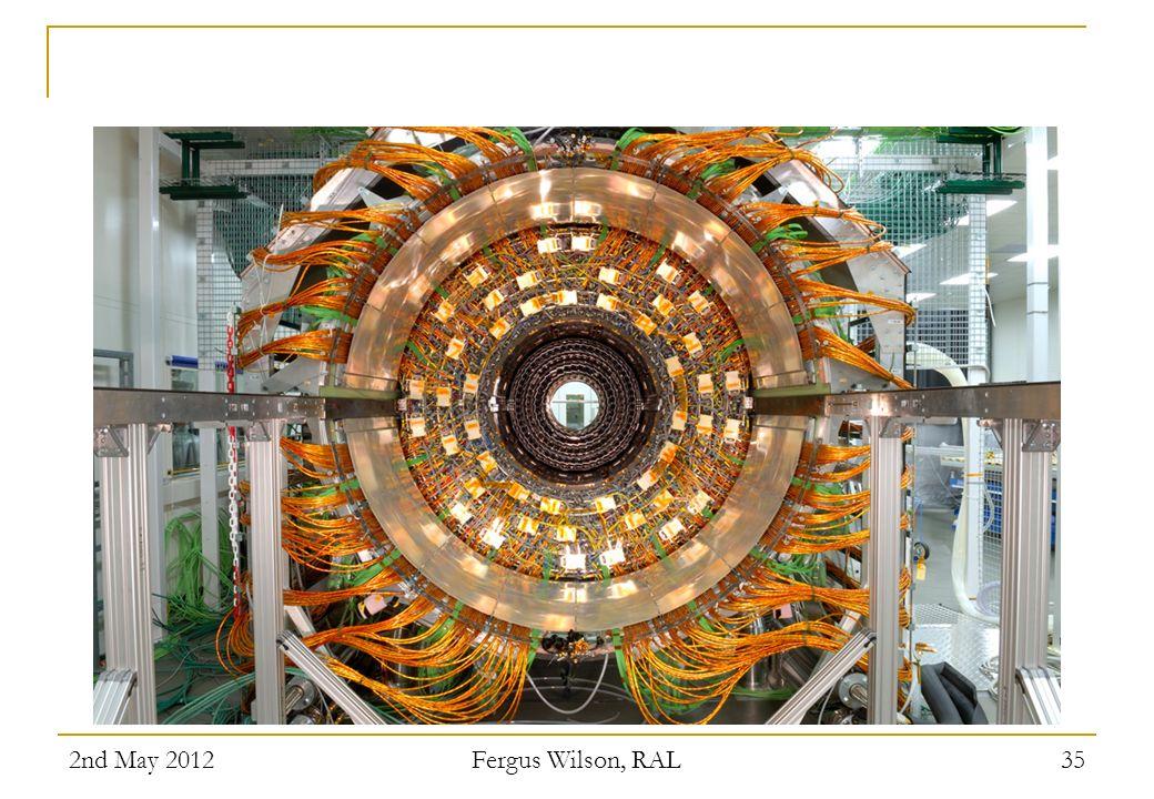 2nd May 2012 Fergus Wilson, RAL 35