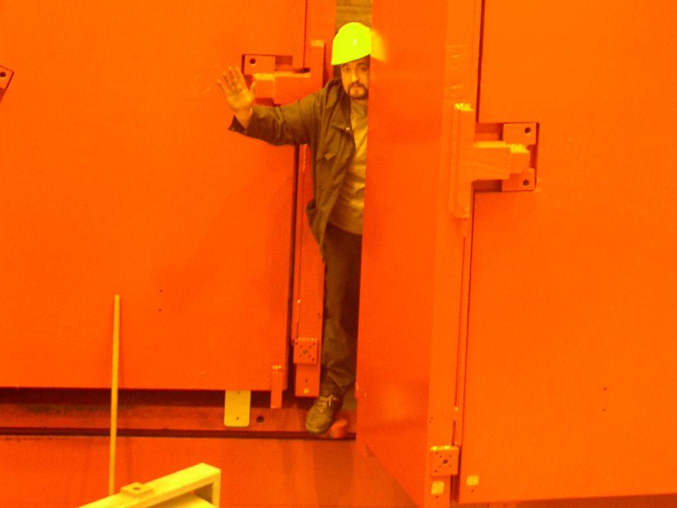 Roman Lietava, University of Birmingham UK HEP Forum 49 Permanent closure of L3 door in RB26 (05/03/04)