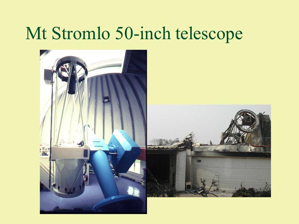Mt Stromlo 50-inch telescope