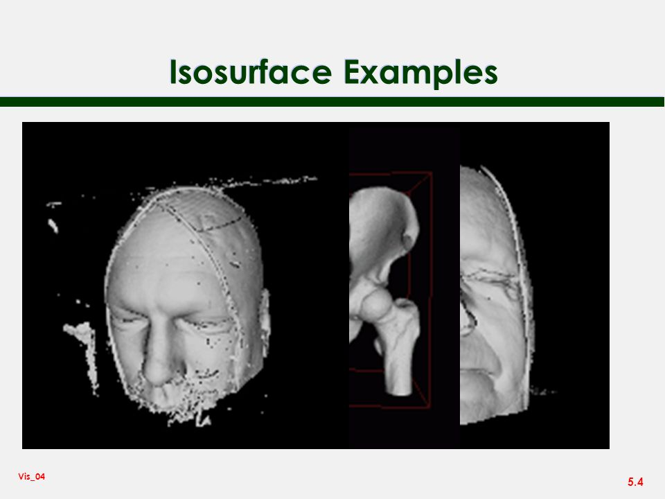 5.4 Vis_04 Isosurface Examples