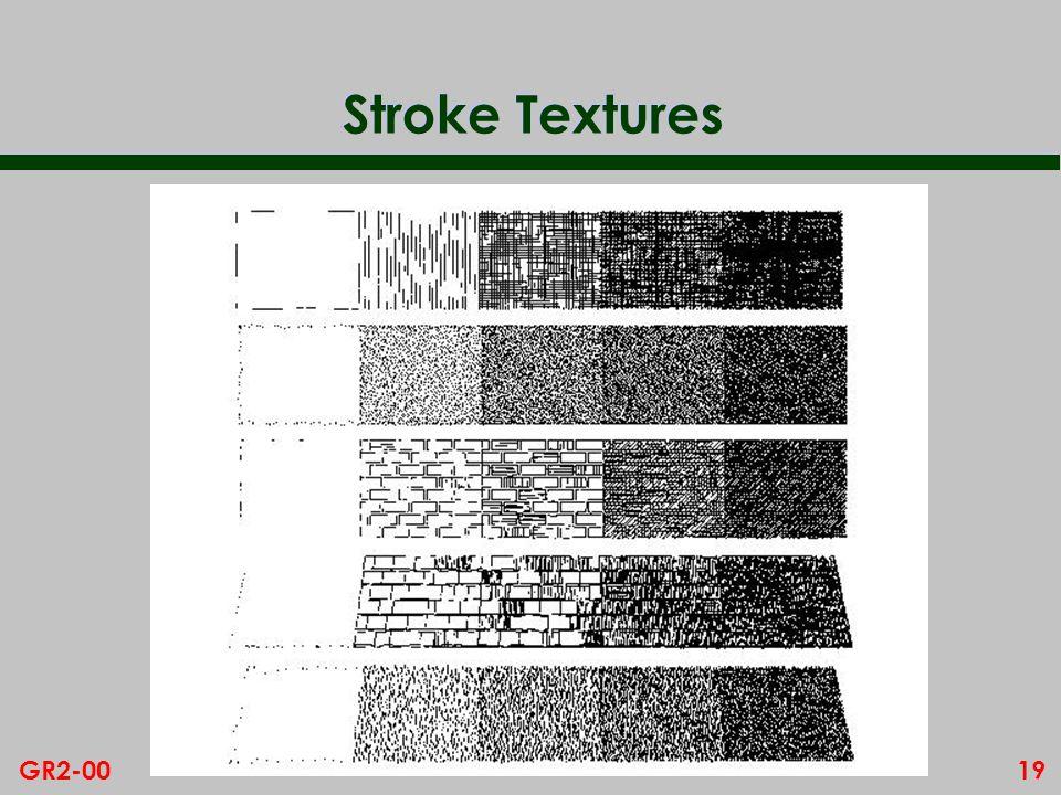 19GR2-00 Stroke Textures