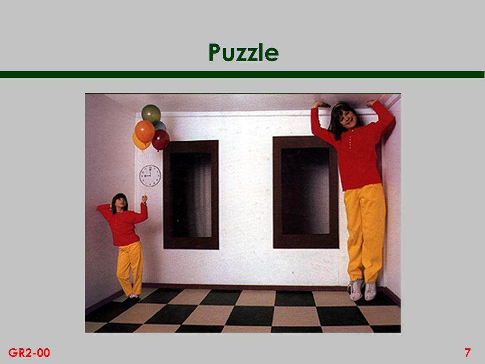 7GR2-00 Puzzle
