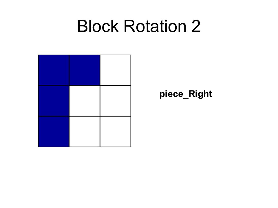 Block Rotation 2 piece_Toppiece_Leftpiece_Bottompiece_Right