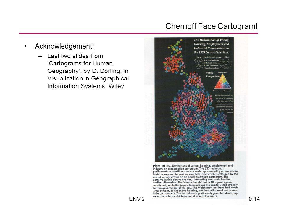 ENV 200610.14 Chernoff Face Cartogram.