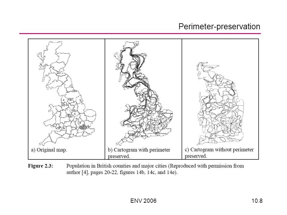 ENV 200610.8 Perimeter-preservation