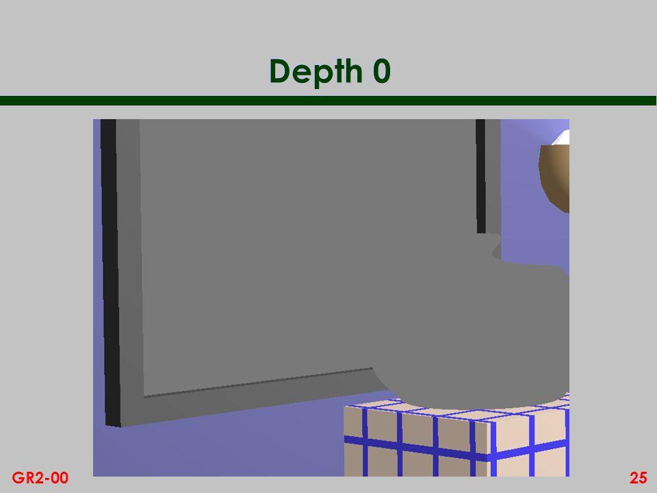 25GR2-00 Depth 0