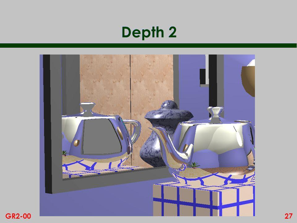 27GR2-00 Depth 2