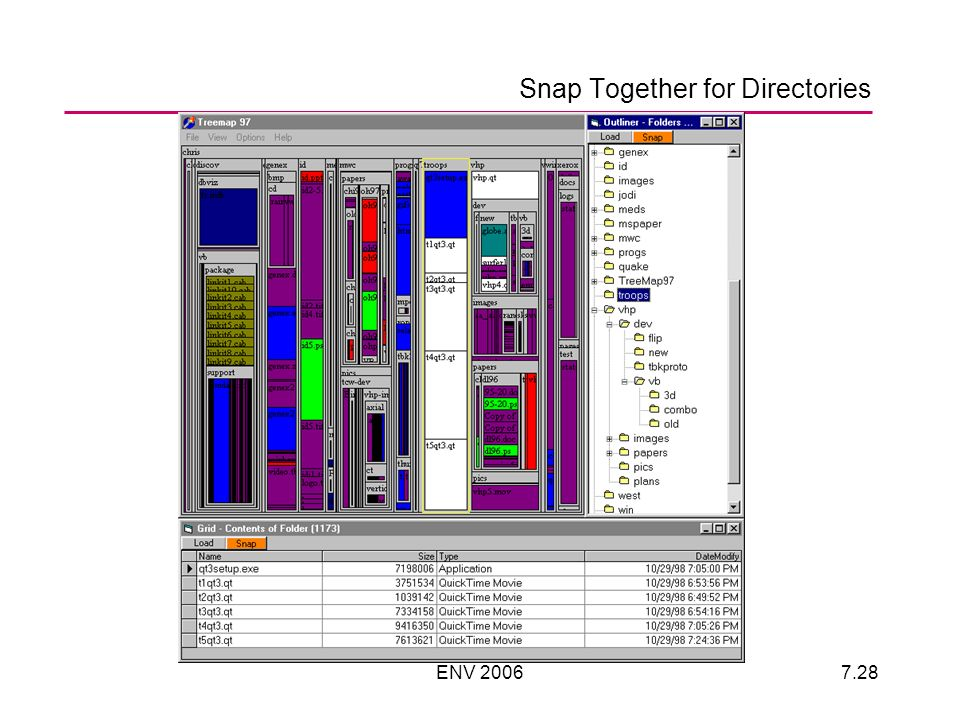 ENV 20067.28 Snap Together for Directories
