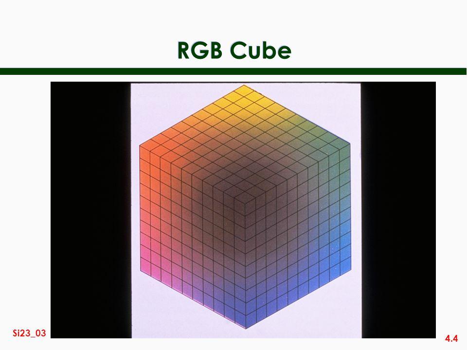 4.4 Si23_03 RGB Cube