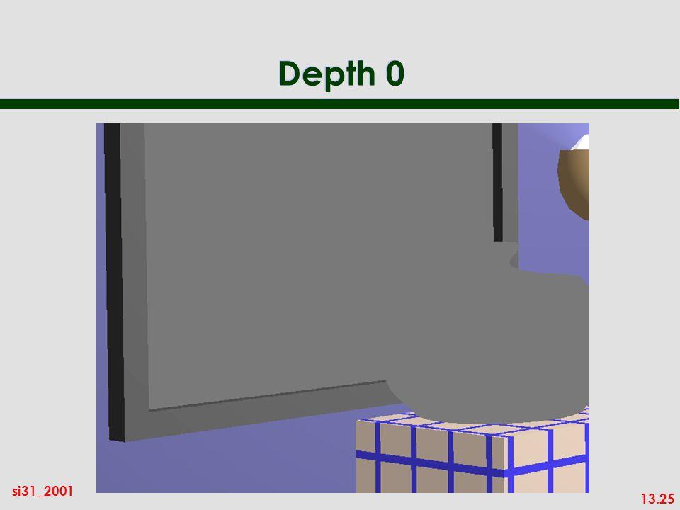 13.25 si31_2001 Depth 0