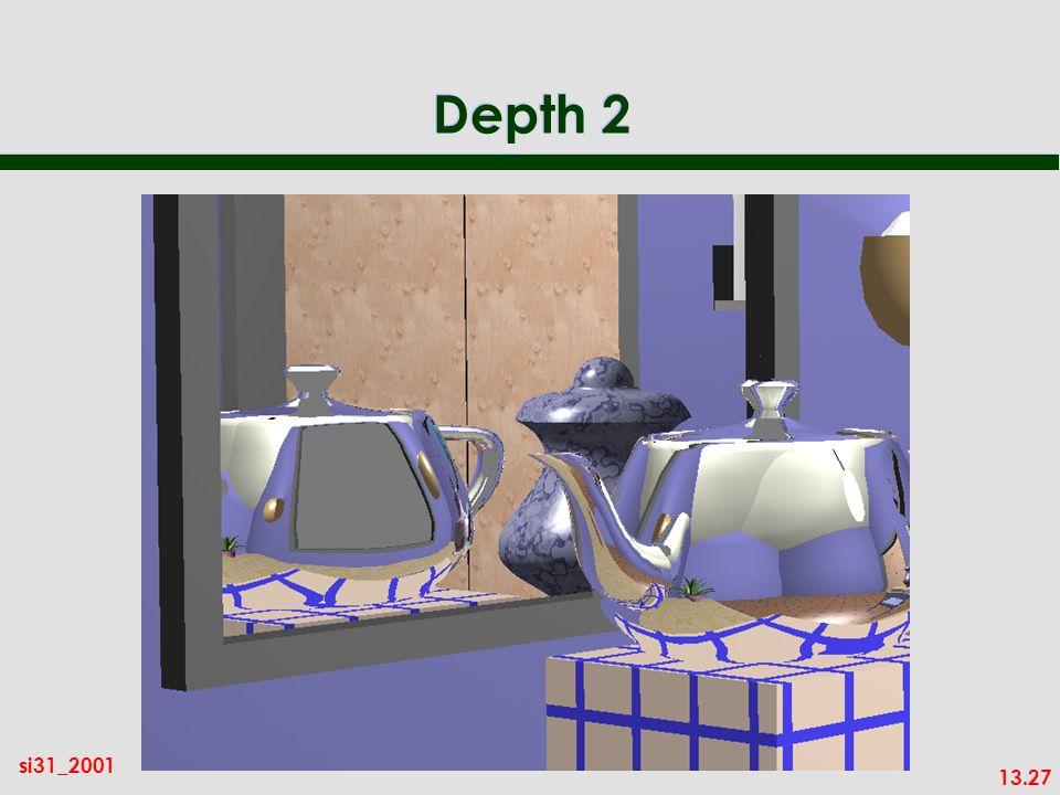 13.27 si31_2001 Depth 2