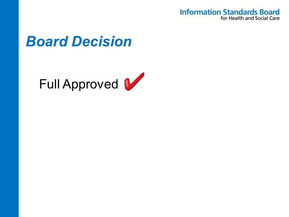 Board Decision Full Approved