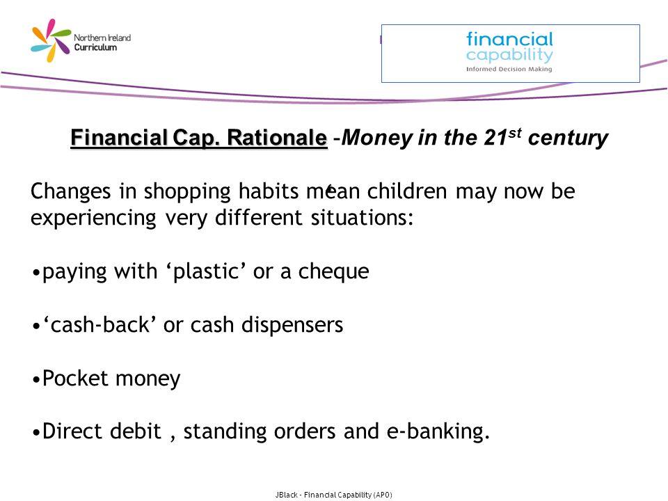 JBlack - Financial Capability (APO) Financial Cap.