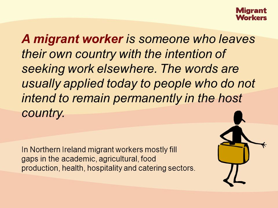 ICT TASK: Resource 5 provides you with some facts and figures about migration trends in Northern Ireland.