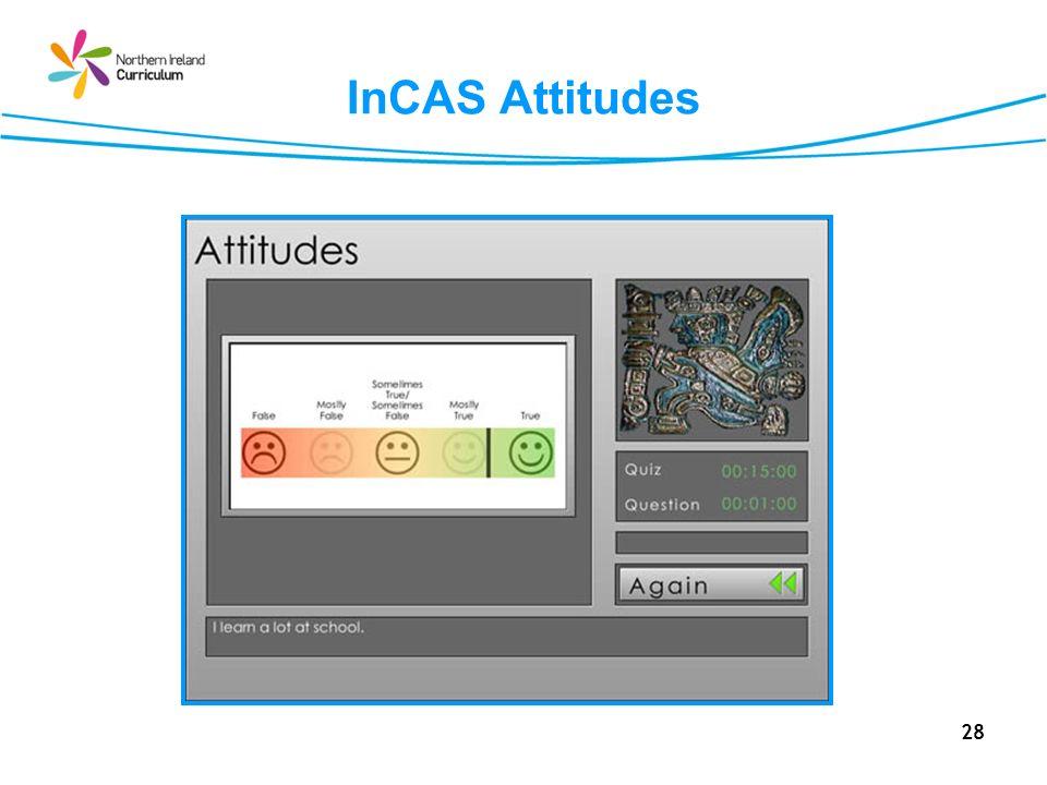 28 InCAS Attitudes