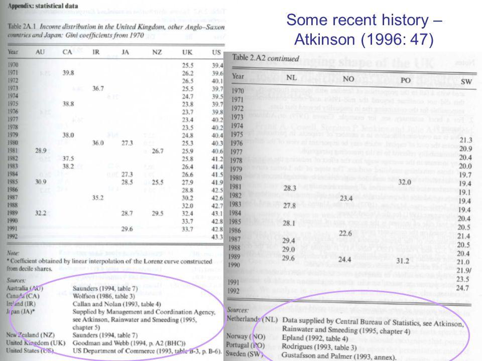 13 E.g. (1a) Occupations [cf. Leiulfsrud et al. 2005]