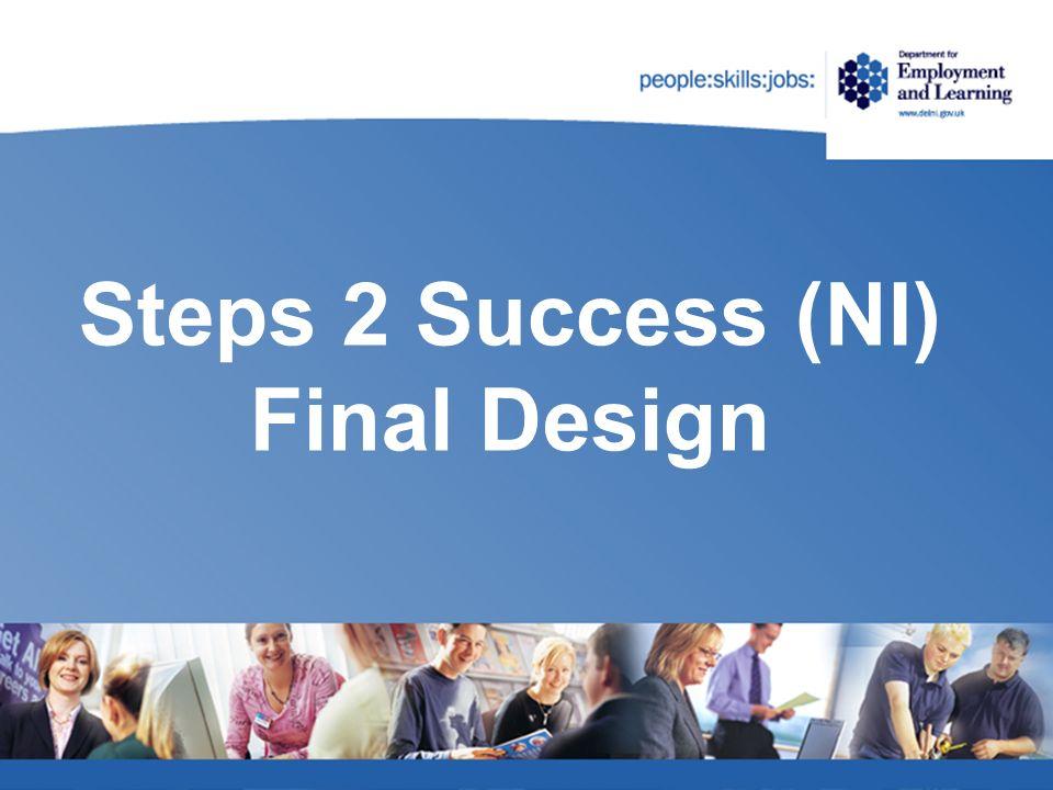 Steps 2 Success (NI) Final Design