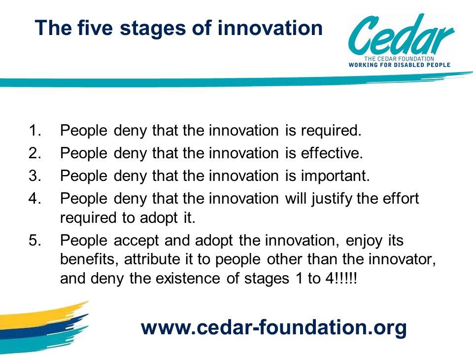 www.cedar-foundation.org Teamwork & Partnership
