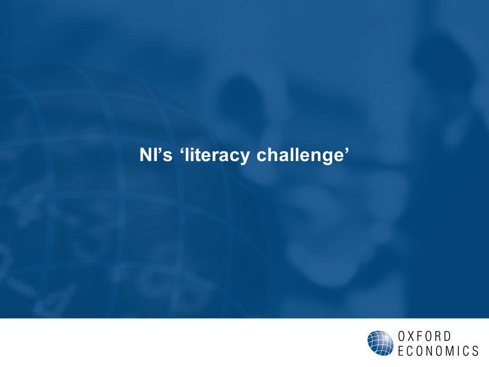 NIs literacy challenge