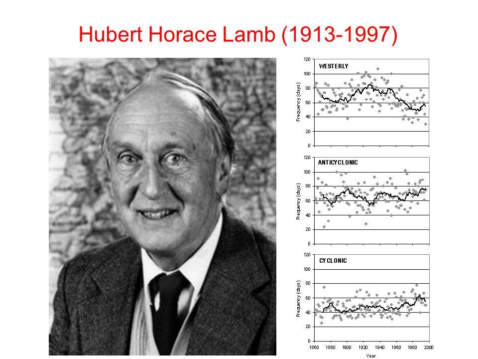 Hubert Horace Lamb (1913-1997)