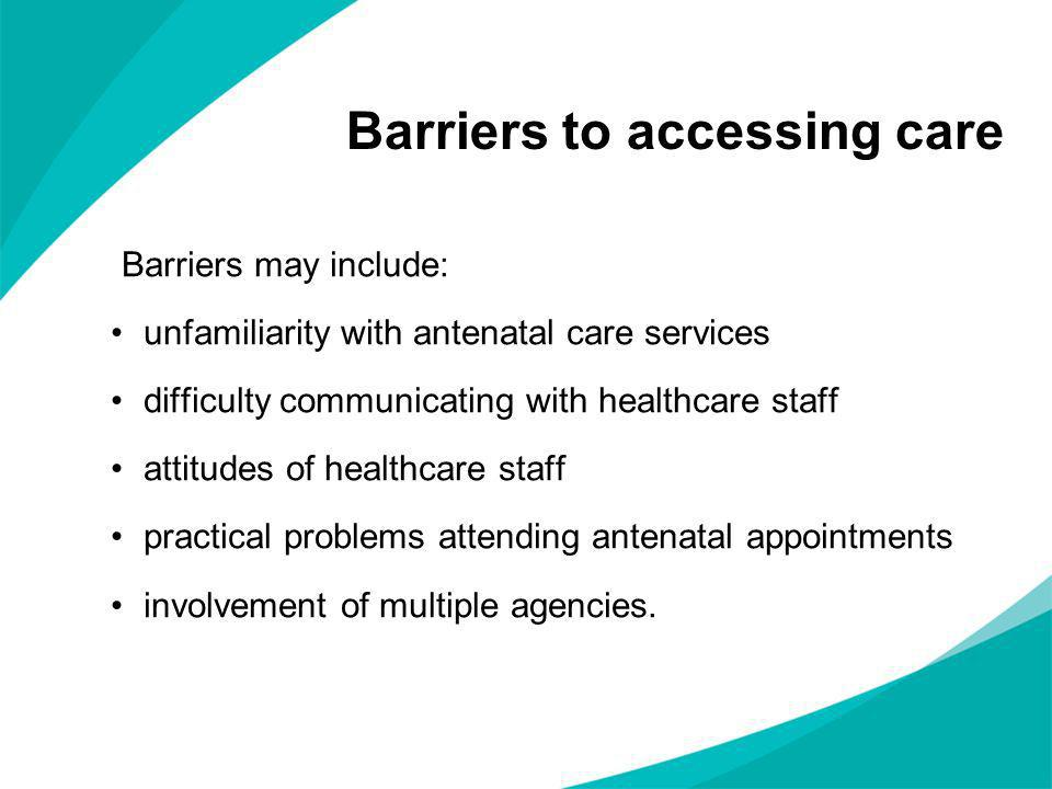 Co-ordinate care and communicate sensitively.Consider initiating a multi-agency needs assessment.