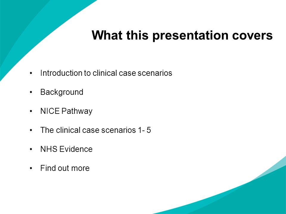 Learning objectives At the end of this case scenario the learner(s) will be able to: indicate how right-sided colonic disease may be managed compare treatment options for disease management when a person cannot tolerate a conventional glucocorticosteroid describe the information needs of the person with Crohns disease relating to employment