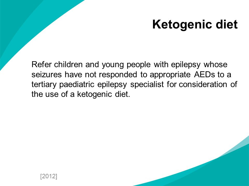 Refer children and young people with epilepsy whose seizures have not responded to appropriate AEDs to a tertiary paediatric epilepsy specialist for c