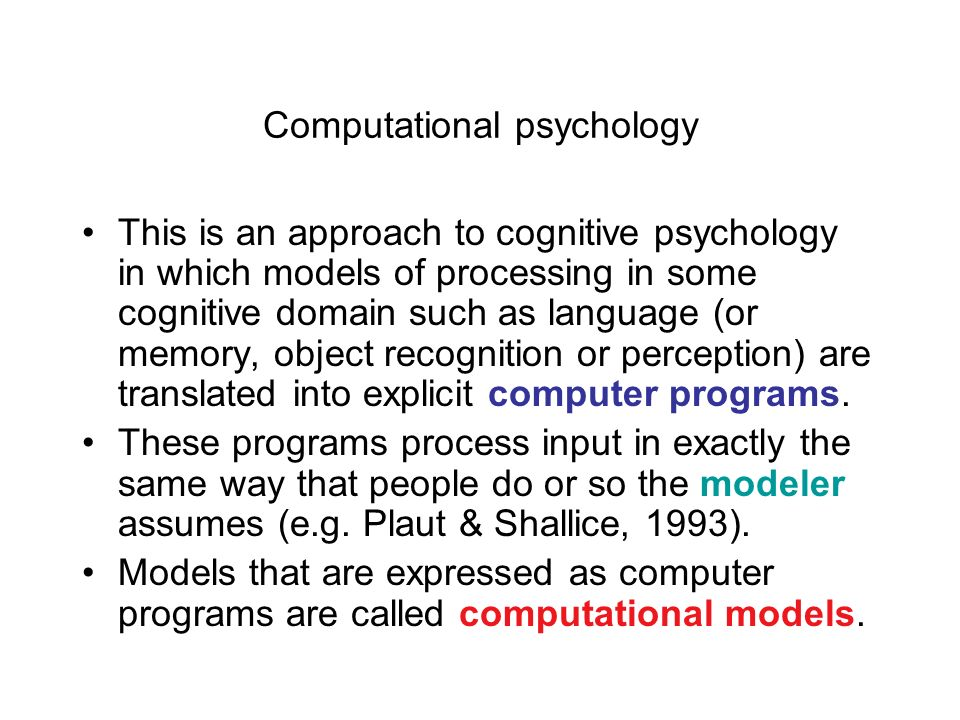 Aphasia and cognitive neuropsychology The syndromes of aphasia tell us little about the nature of language processing beyond the fact that receptive a