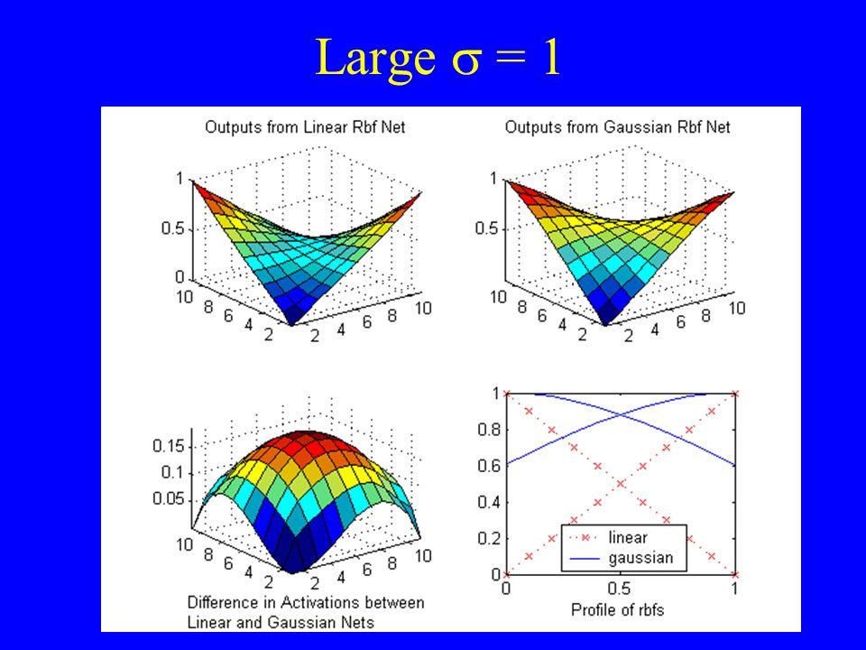 Large = 1