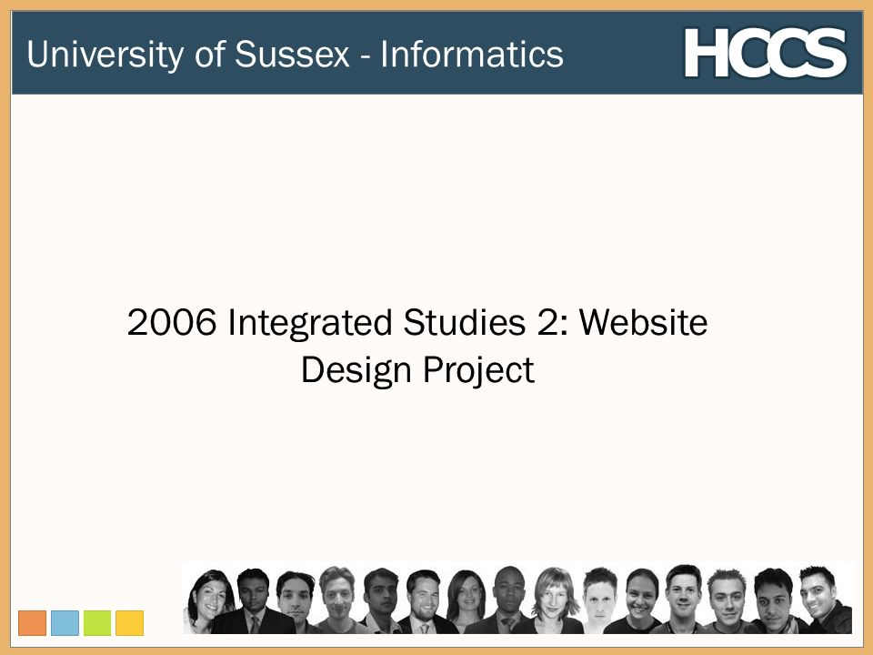 Interdisciplinarity - 7 71 Did each group follow an interdisciplinary approach.