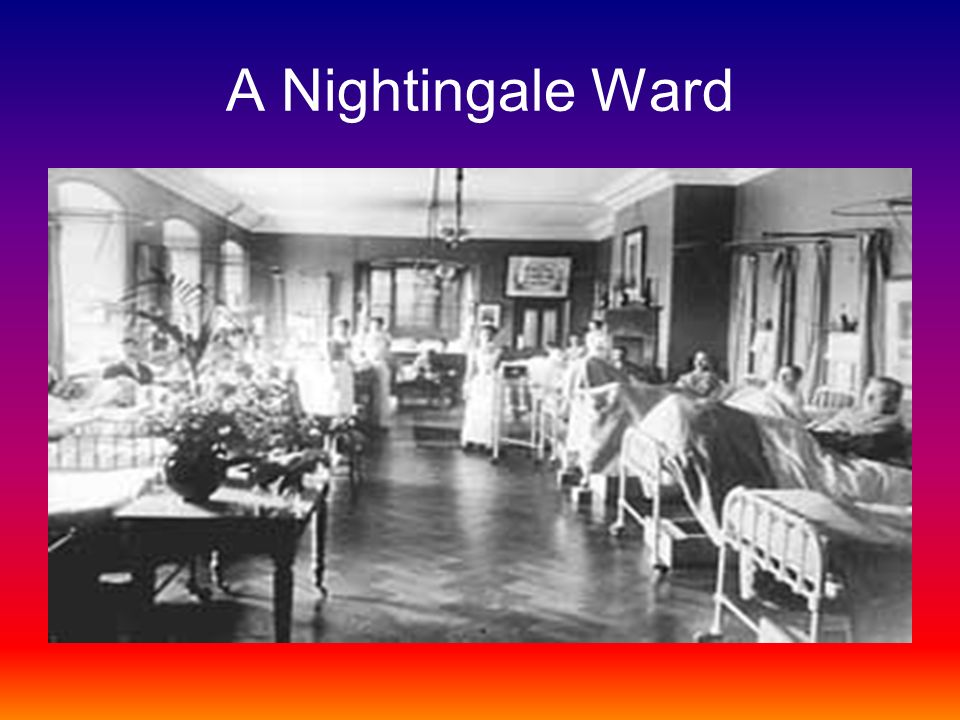 A Nightingale Ward