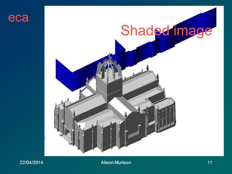 eca 22/04/2014Alison Murison11 Shaded image