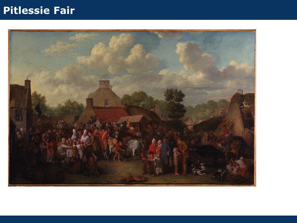 Pitlessie Fair