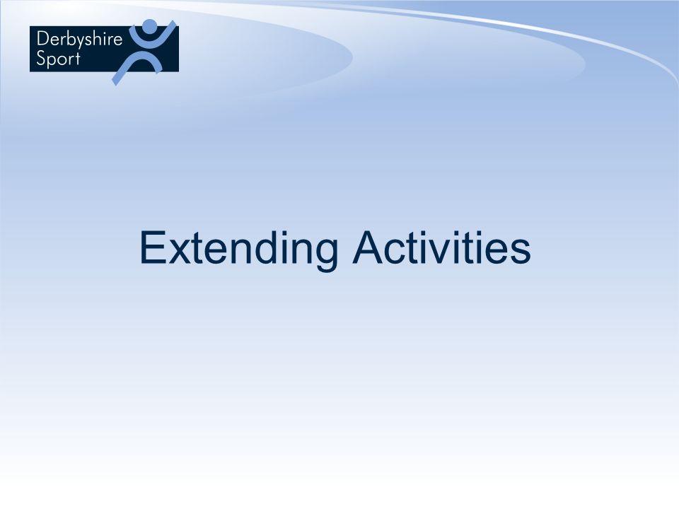 Extending Activities