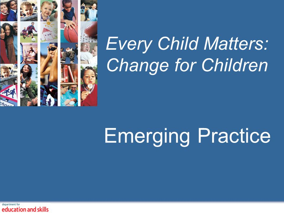 To encourage all authorities to share their learning and experiences with others To show different approaches of putting childrens trust functions in place To provide practice examples of joint working in key ECM policy areas Aims and Objectives
