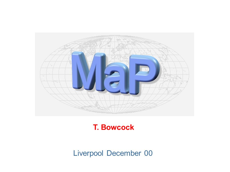 T. Bowcock Liverpool December 00